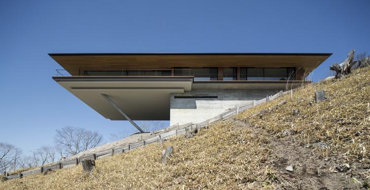 Vivienda en Yatsugatake / Kidosaki Architects Studio, © 45g Photography