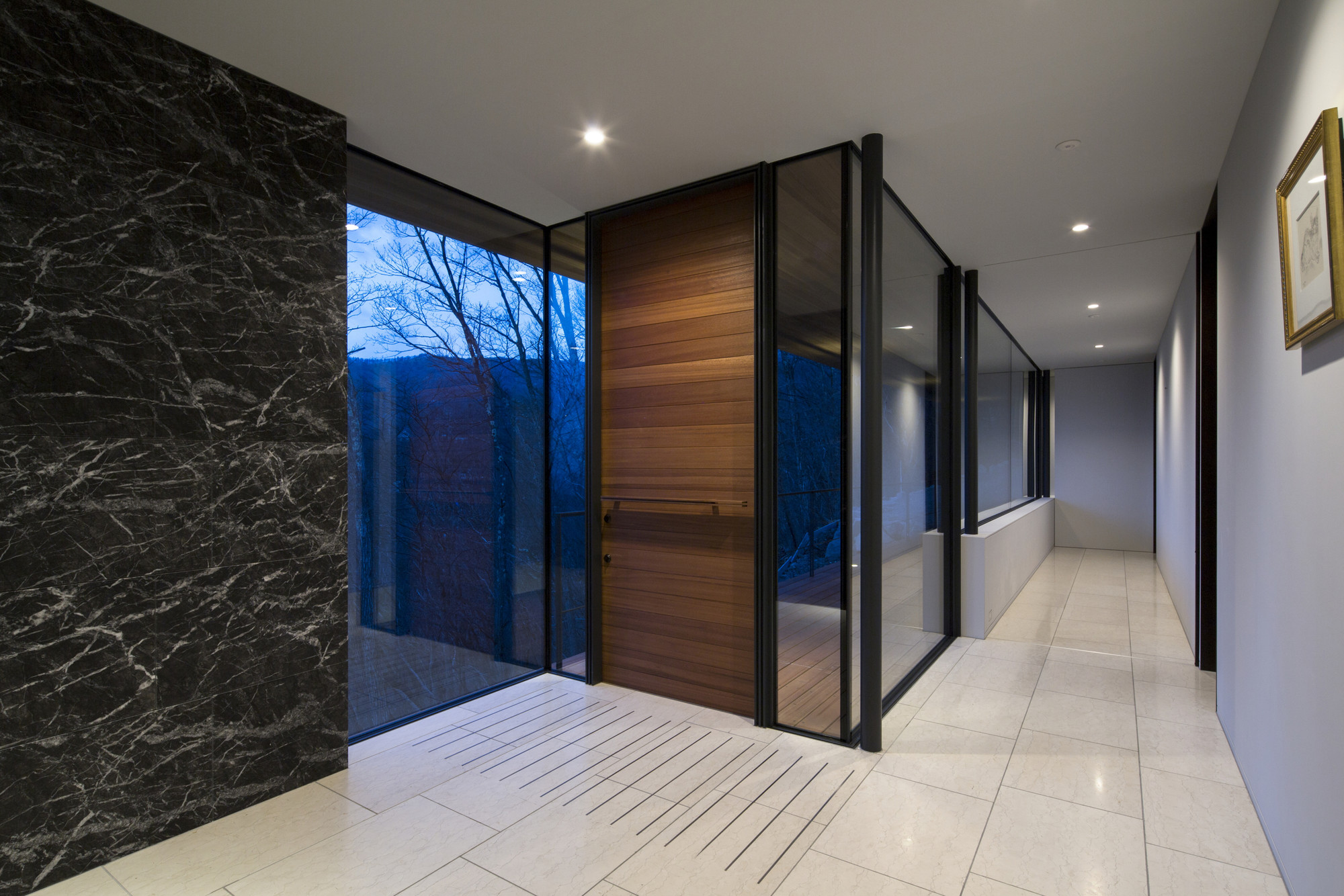 gallery of house in yatsugatake kidosaki architects studio 27. Black Bedroom Furniture Sets. Home Design Ideas