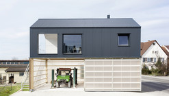 House Unimog / Fabian Evers Architecture, Wezel Architektur