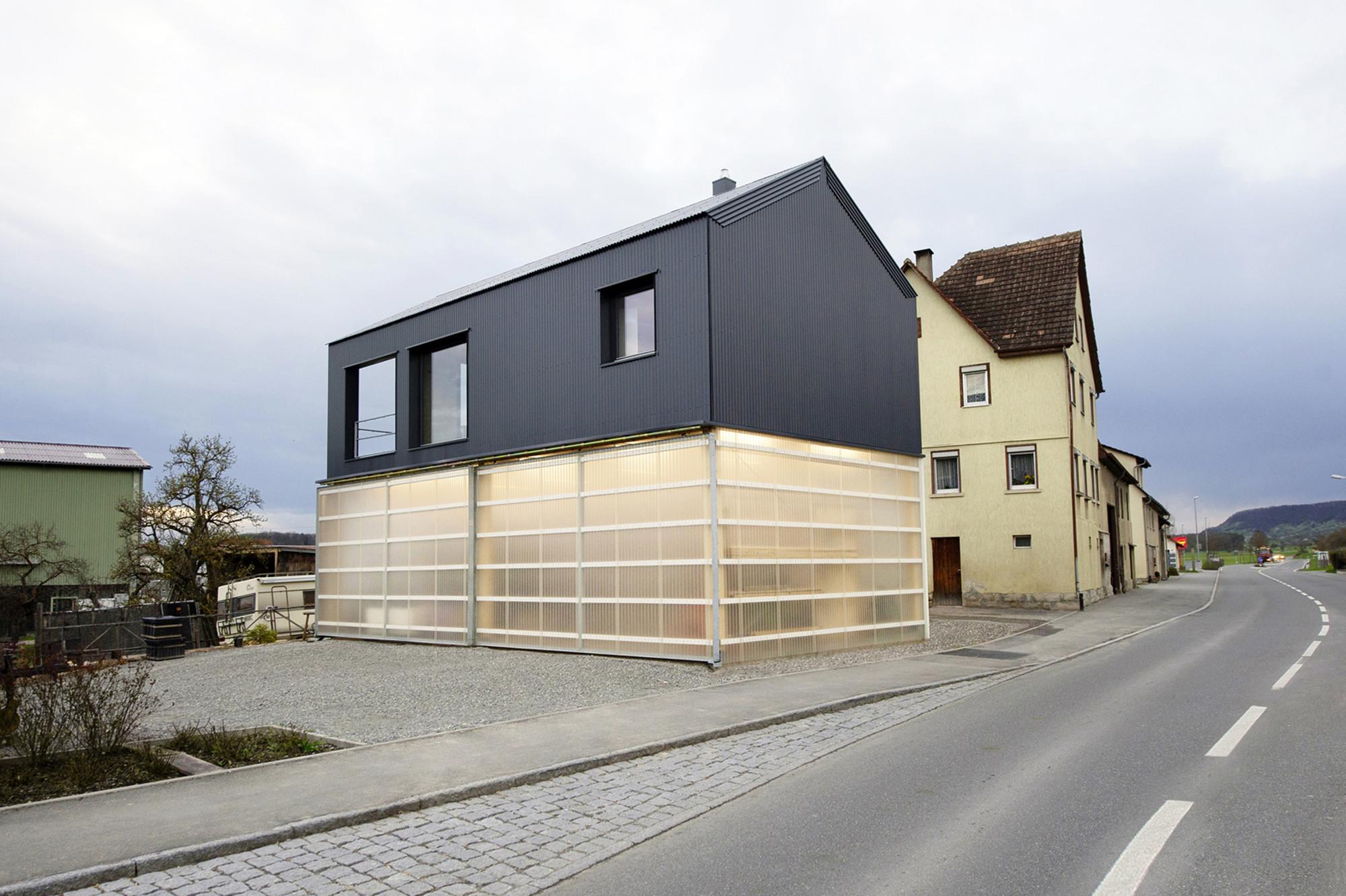 Gallery of house unimog fabian evers architecture wezel for Architektur 4 1