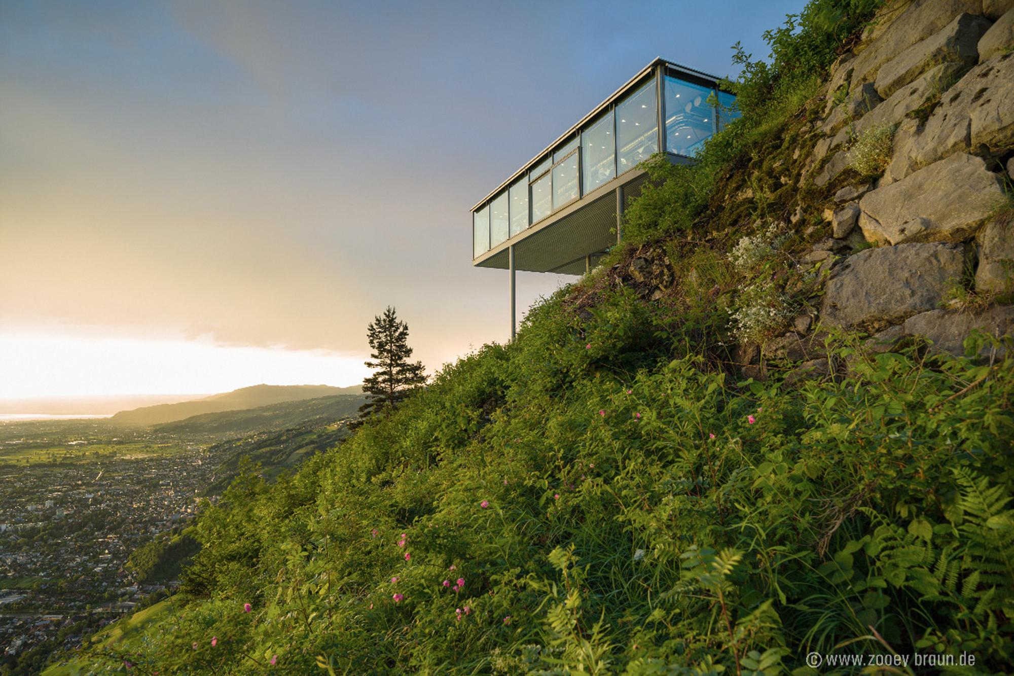 Panoramic Restaurant Karren  / Architekten Rüf Stasi Partner, © Zooey Braun