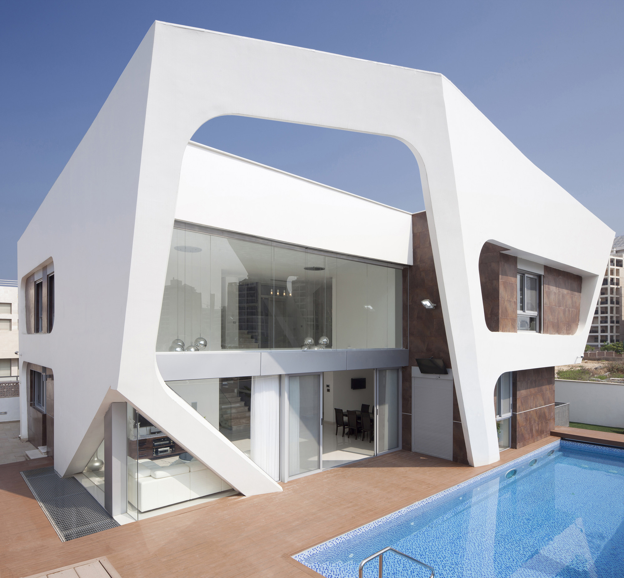 Gallery Of House In Ashdod Israel Zahavi Architects 6