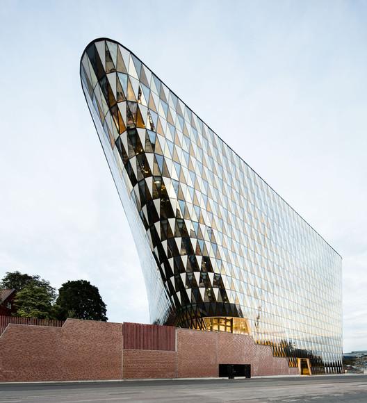 Aula Medica / Wingårdh Arkitektkontor, © Tord-Rikard Söderström