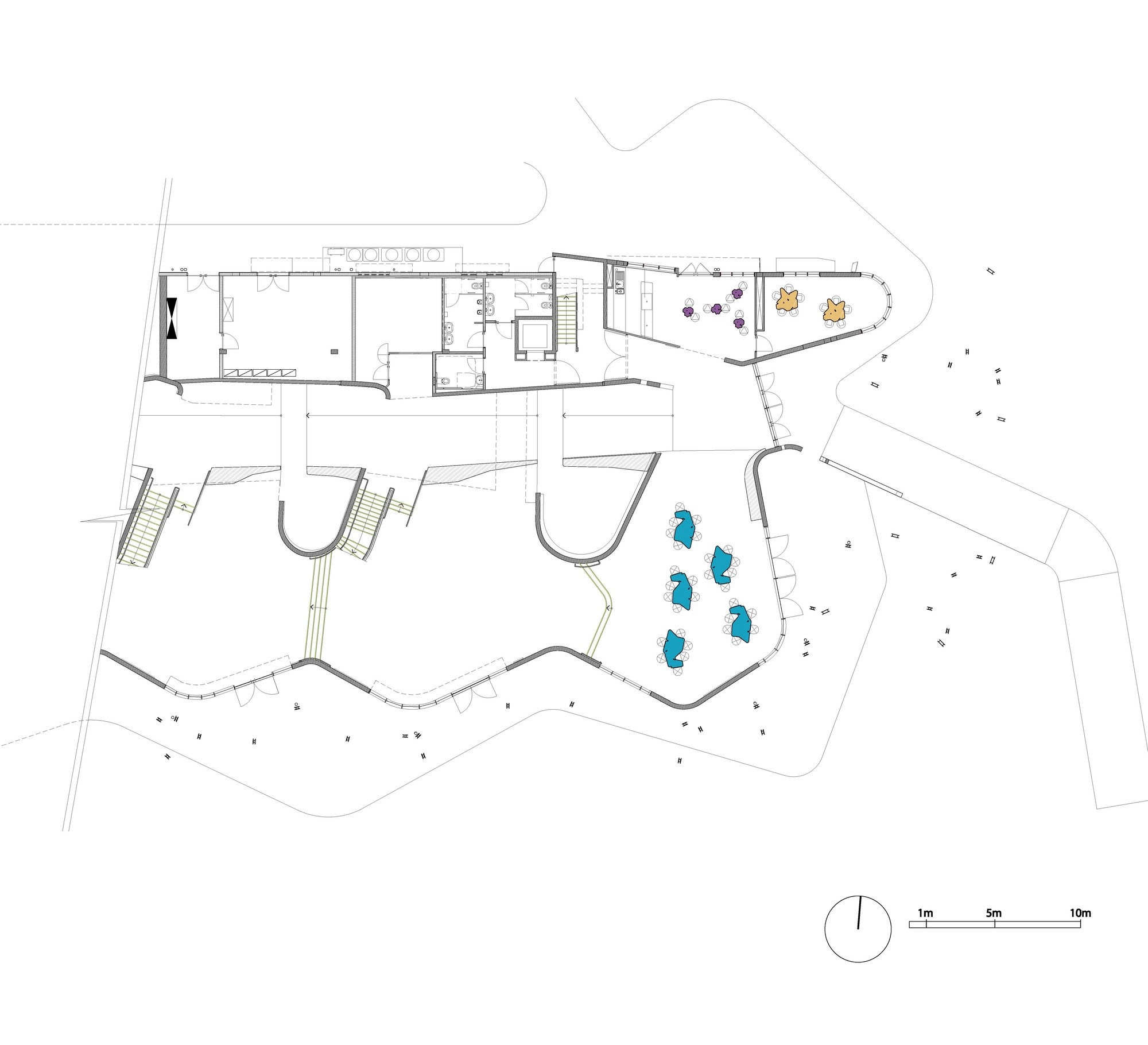 gallery of abedian school of architecture / crab studio - 1