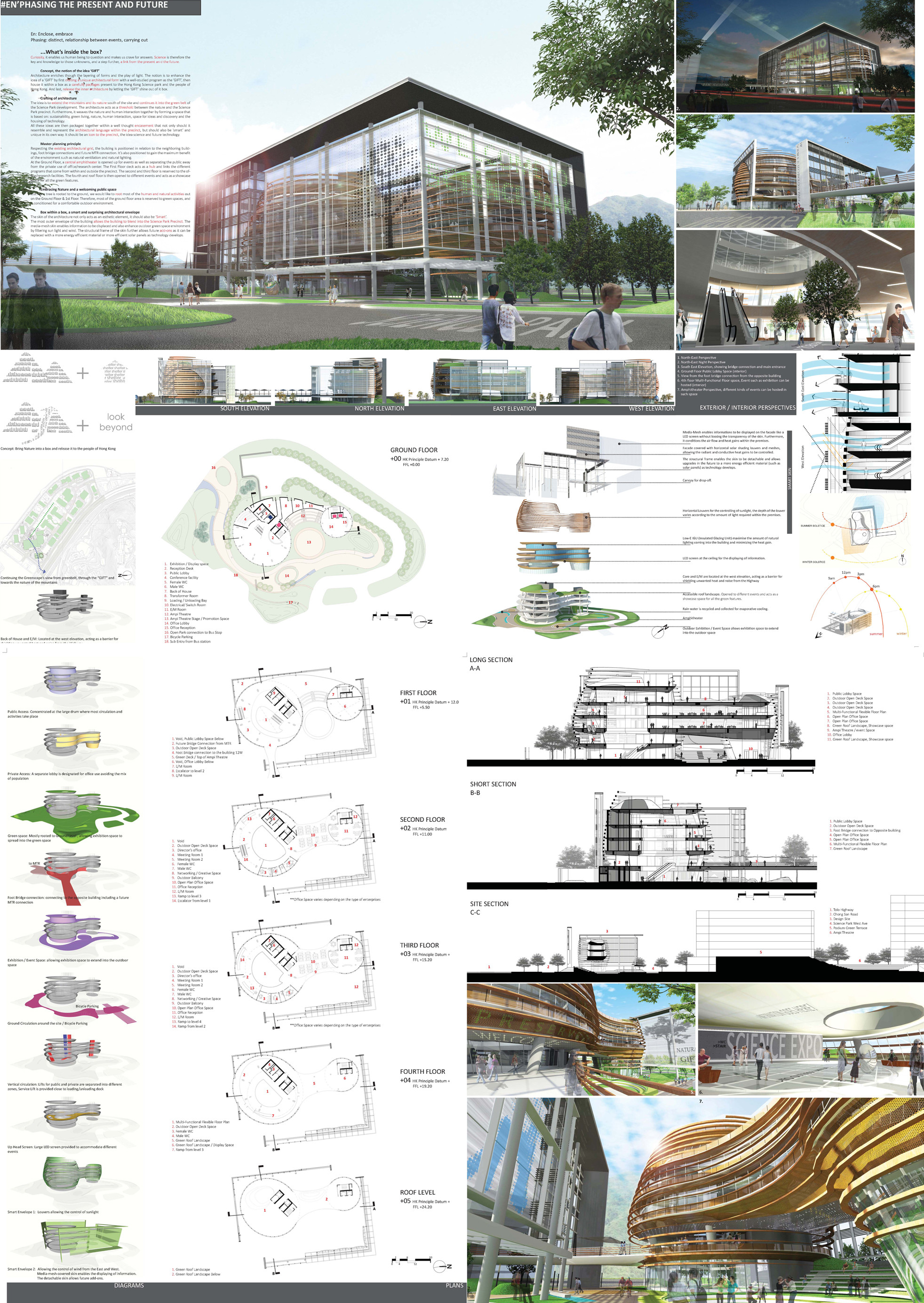 Gallery of winners of hong kong 39 gift 39 ideas competition for Architecture sites