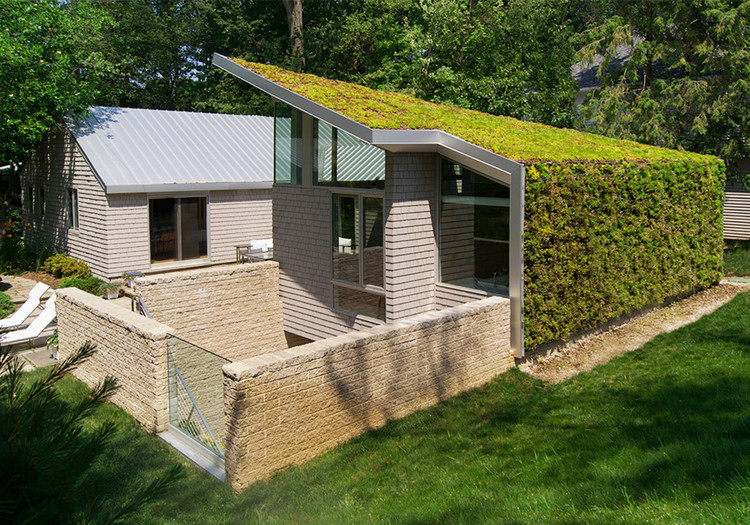 Casa Brahler / Robert Maschke Architects, © Eric Hanson