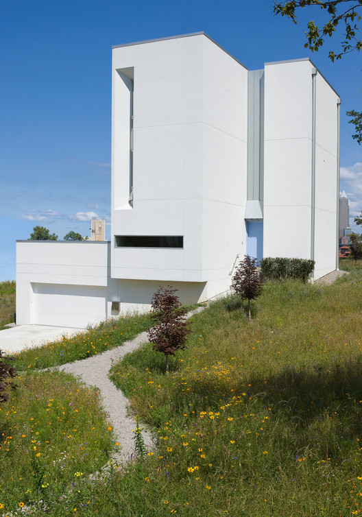 Mintz Residence / Robert Maschke Architects, © Eric Hanson