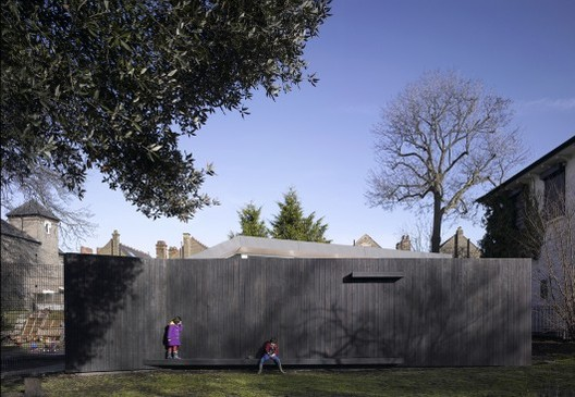 Montpelier Community Nursery / AY Architects. Image © Nick Kane