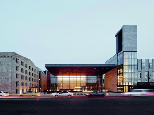 Centre for International Governance and Innovation (CIGI) Campus / KPMB Architects © Maris Mezulis
