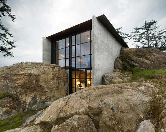 The Pierre / Olson Kundig Architects © Dwight Eschliman