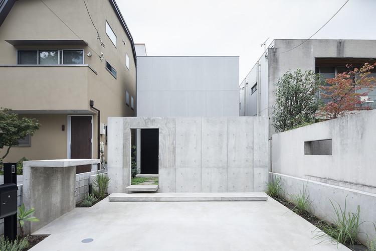 Casa en Daizawa / Nobuo Araki, © Shimizu Ken