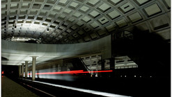 Washington DC Metro Awarded AIA 25 Year Award