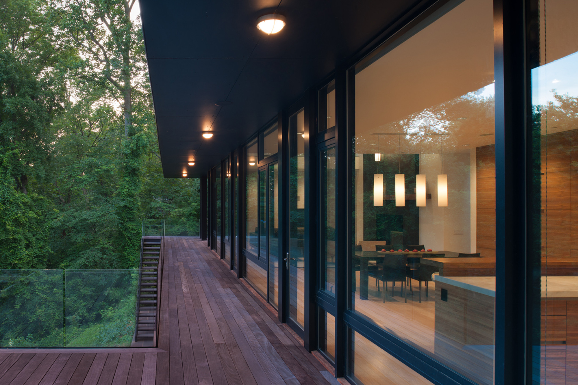 gallery of riggins house robert m gurney architect 3