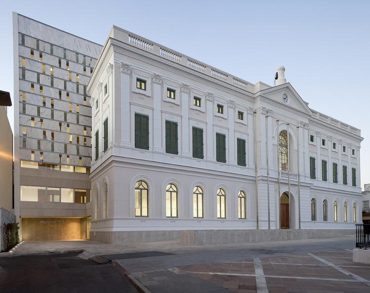 Reforma y Ampliación de La Antigua Casa Consistorial del Puerto De Santamaría / Daroca Arquitectos, © Jose Morón