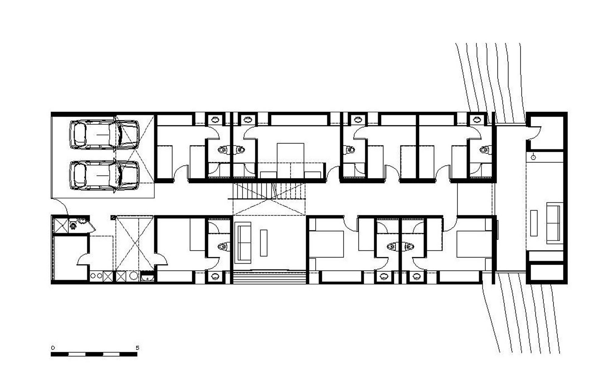 Plan Floor 1