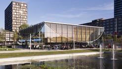 Erasmus Pavilion / Powerhouse Company + DeZwarteHond