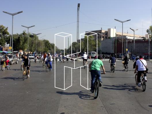 HackDF Primer festival de datos de la Ciudad de México, Courtesy of Laboratorio para la Ciudad