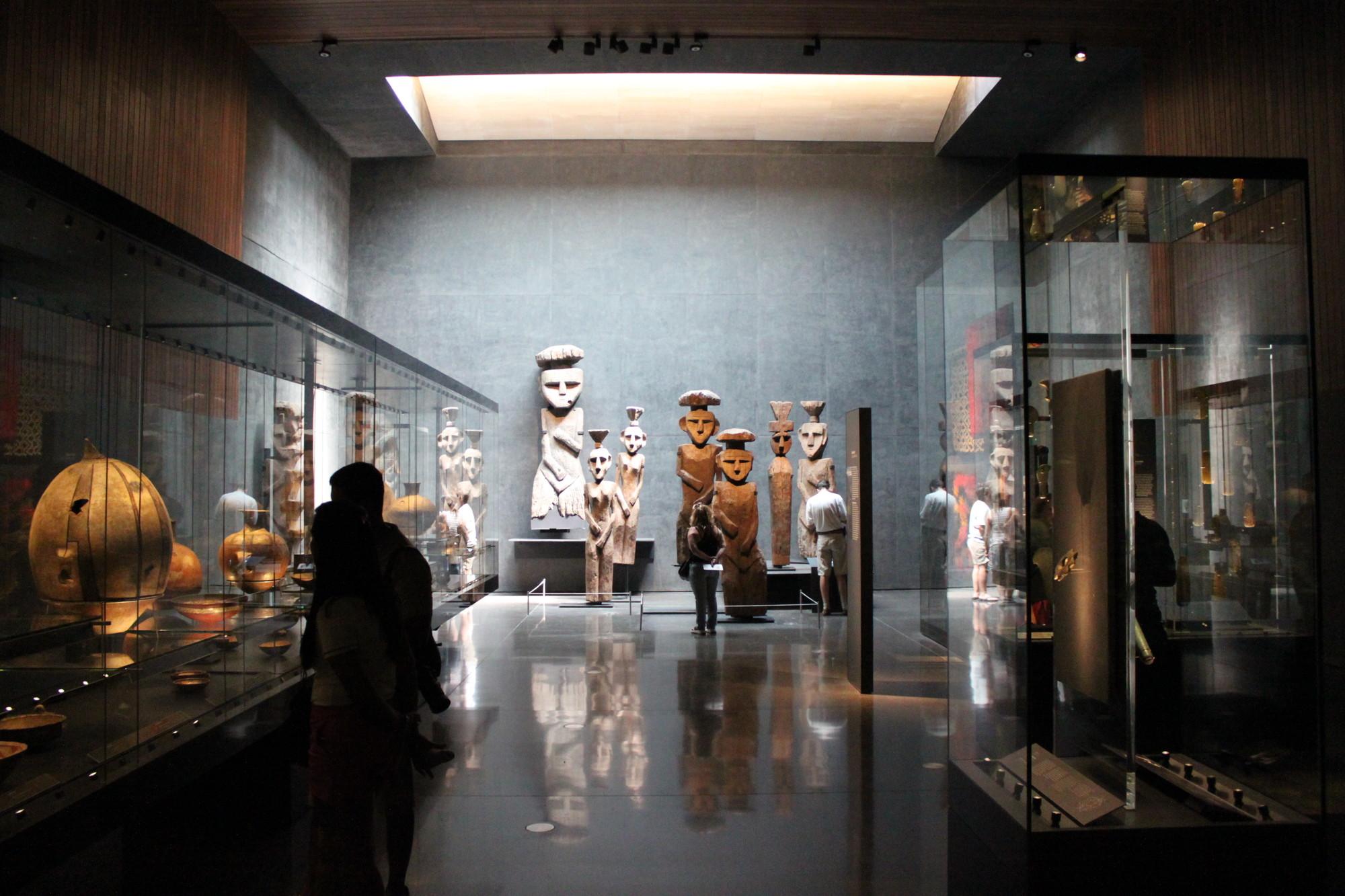 Museo de Arte Precolombino en Santiago reabre sus puertas con diseño a cargo de Smiljan Radic, © Henry Bauer