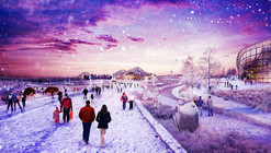 "Gillespies and Feilden Clegg Bradley Studios Win ""Park Russia"" Masterplan"
