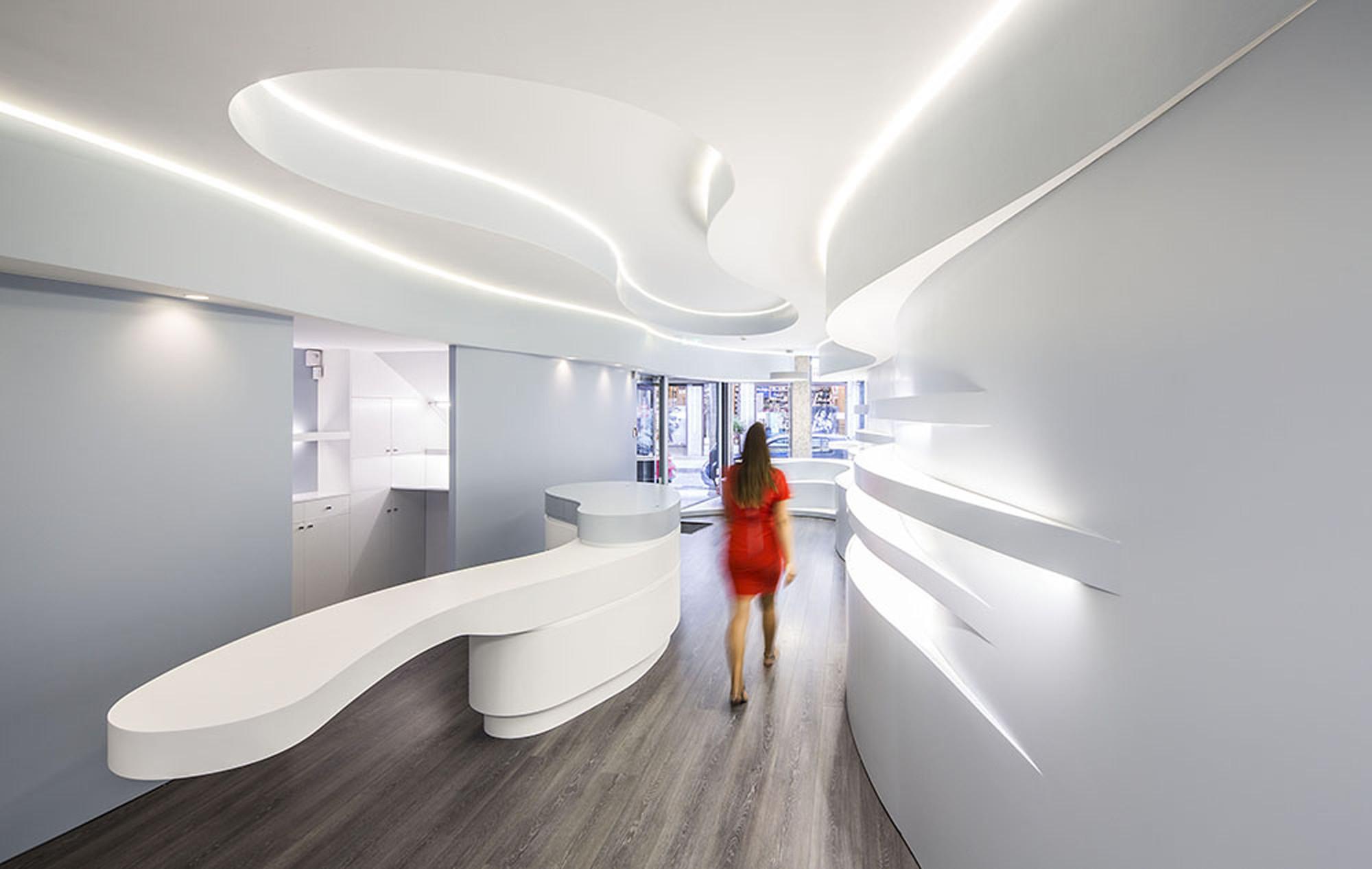 Novaoptica Optic Store / Tsou Arquitectos , © Nelson Garrido