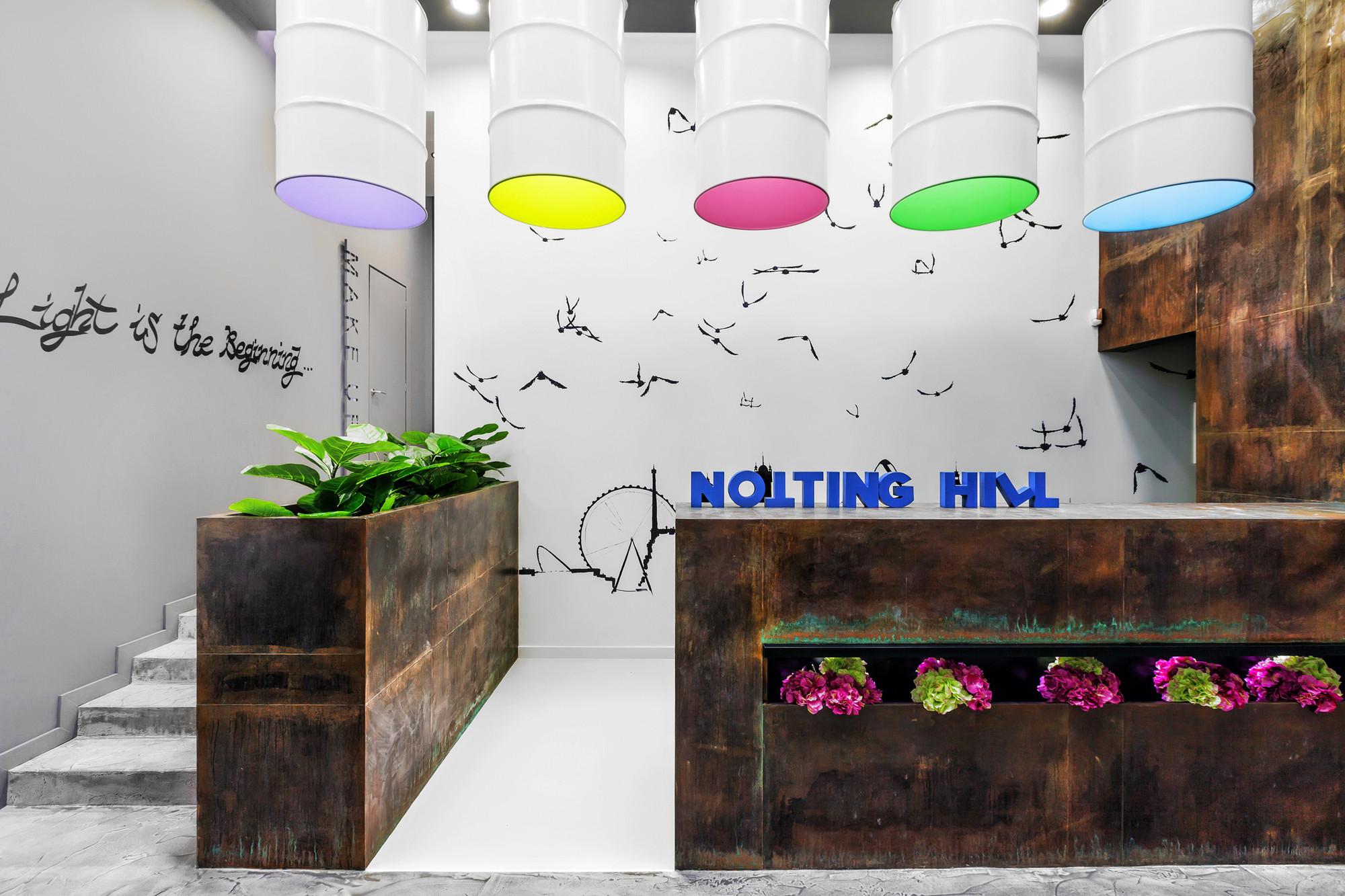 Notting Hill / Yunakov architects, © Oleg Stelmah