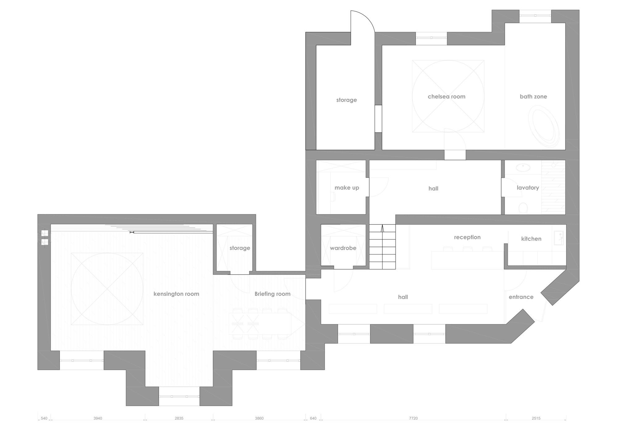 Notting Hill Yunakov Architects ArchDaily