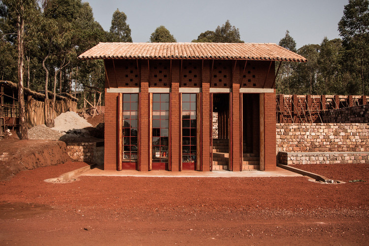 Cortesía de BC architects