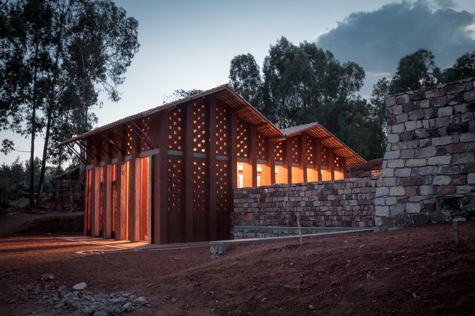 Gallery Of Library Of Muyinga Bc Architects 6