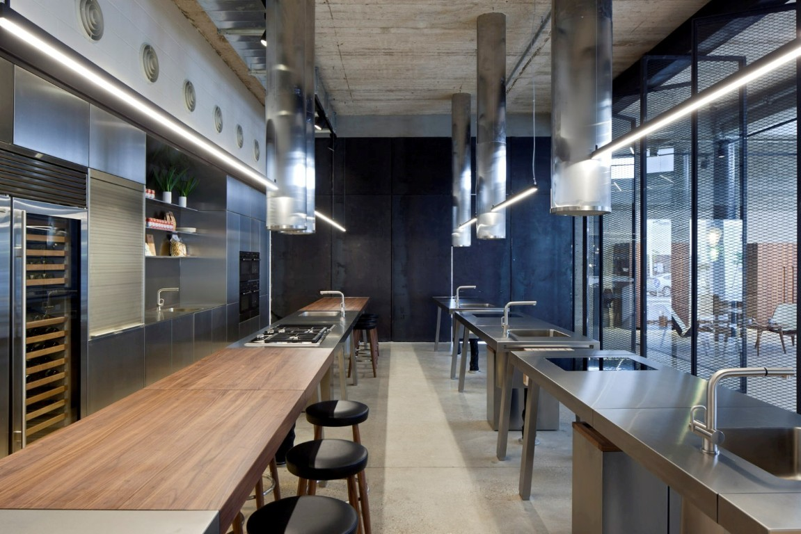 Gallery of bulthaup showroom tlv pitsou kedem architects for New kitchen gallery