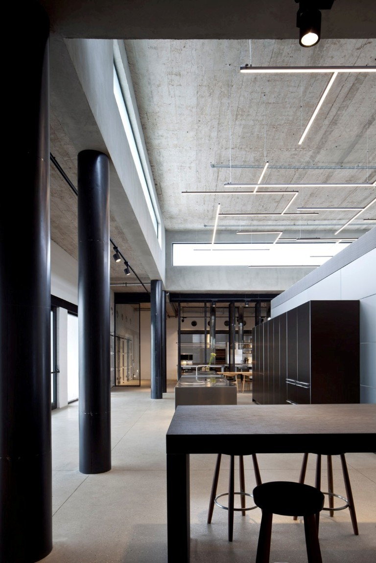 Gallery of Bulthaup Showroom TLV Pitsou