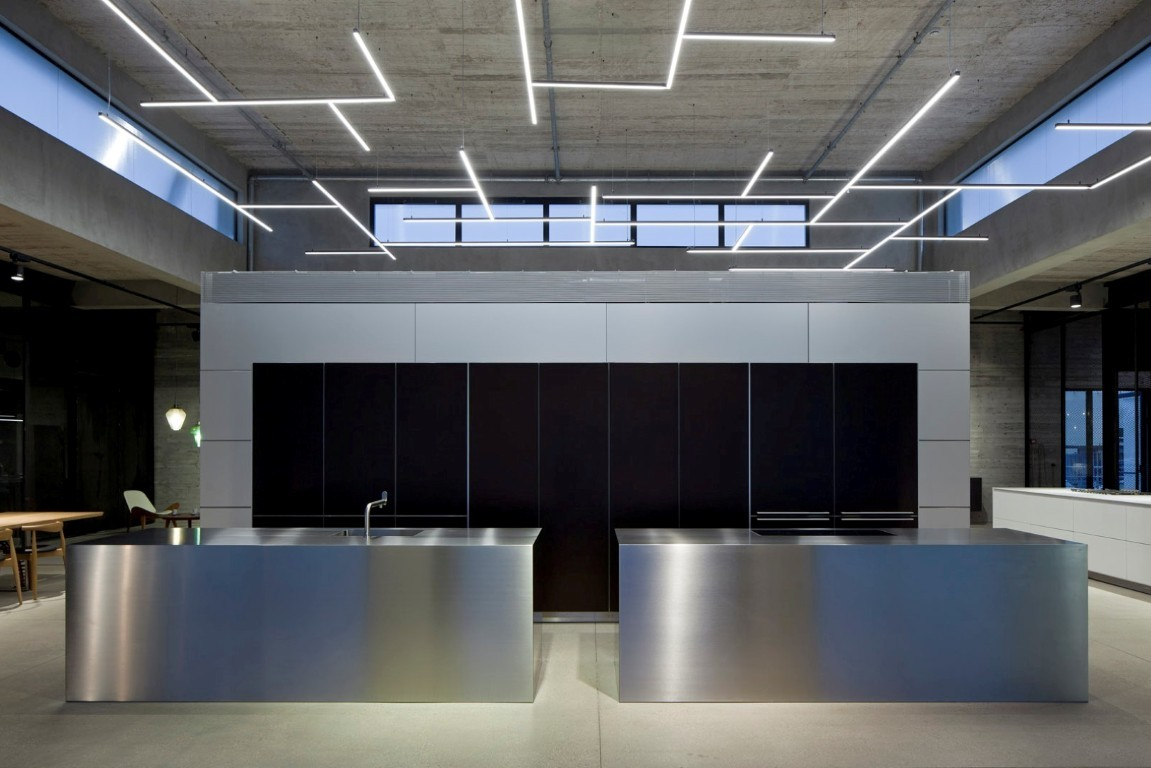 Gallery of Bulthaup Showroom TLV / Pitsou Kedem Architects