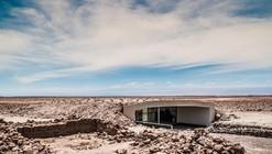 Centro De Visitantes Geoglifos De Pintados / William Obregon  + Aldo I Testa