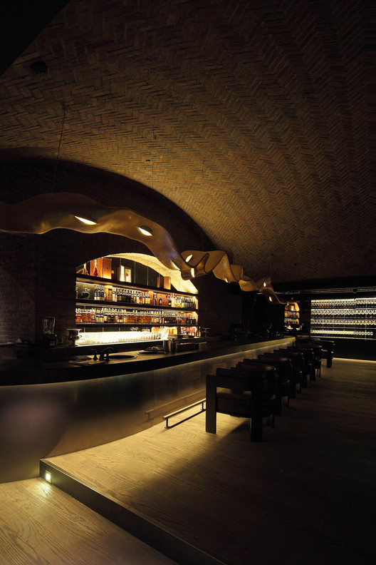 The Cellar / Chiasmus Partners, © Aaron Qiao