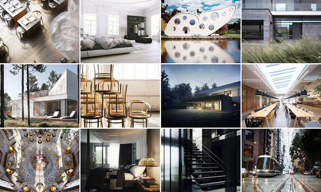 Las mejores visualizaciones de arquitectura del año 2013, Courtesy of Ronen Bekerman