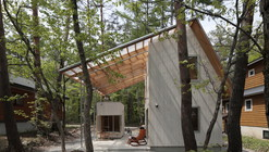Villa in Hakuba / Naka Architects