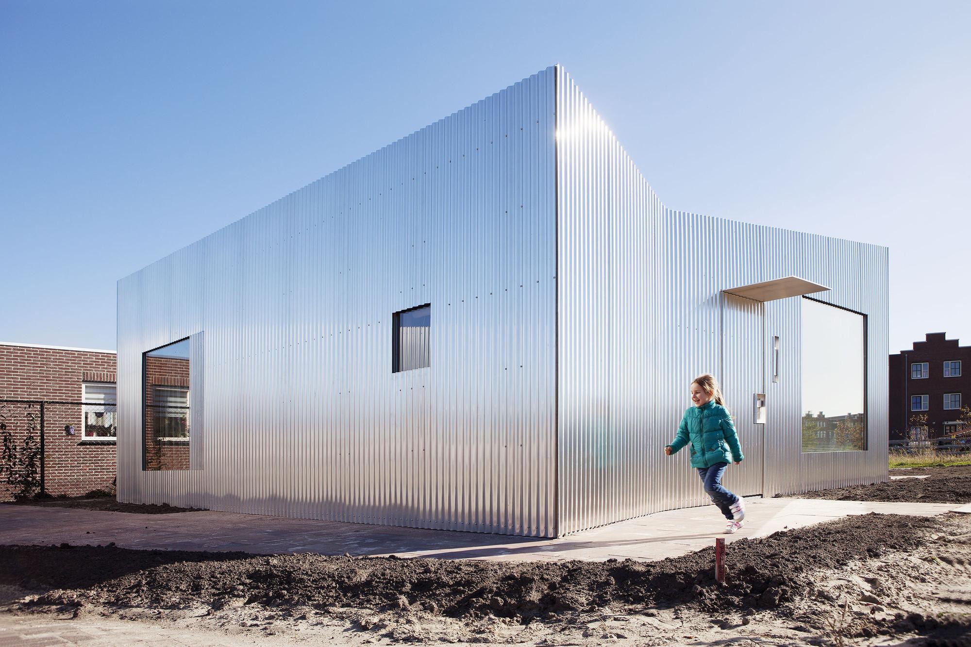 Rebel House / Atelier van Wengerden, © Yvonne Brandwijk
