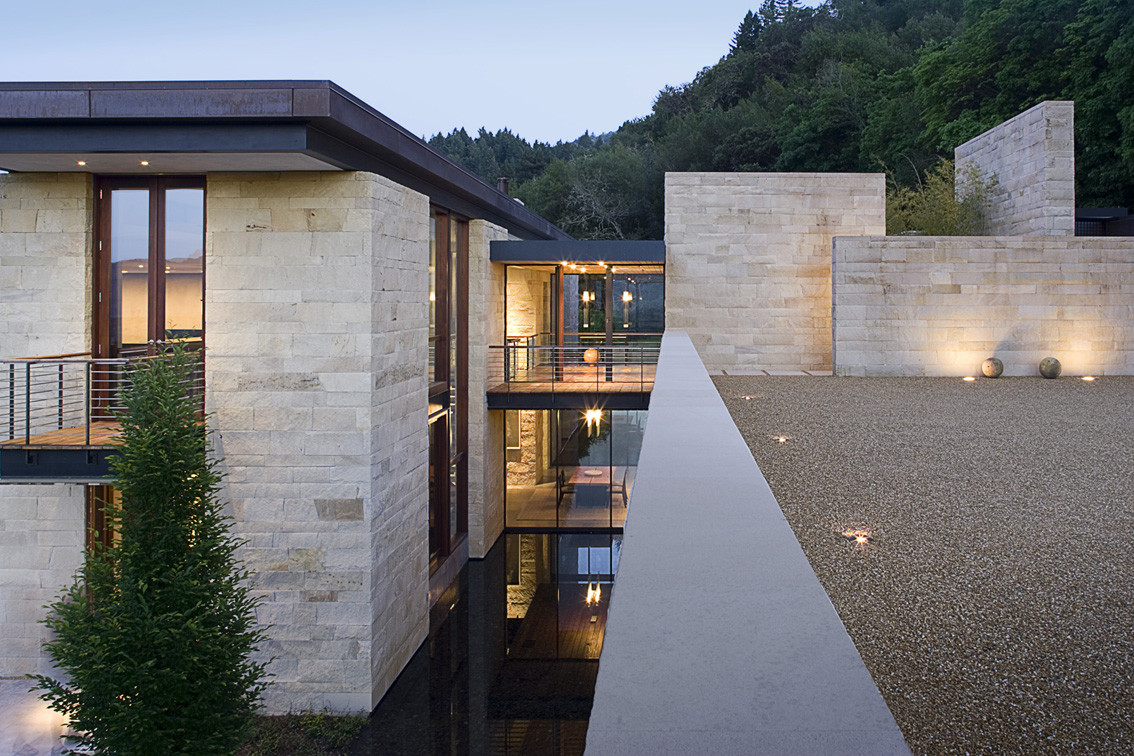 Gallery Of Sonoma Vineyard Estate Aidlin Darling Design 10