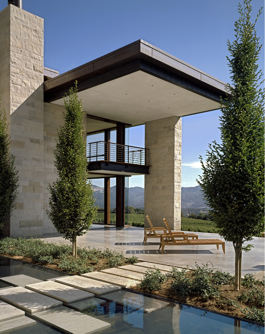 Gallery Of Sonoma Vineyard Estate Aidlin Darling Design 3