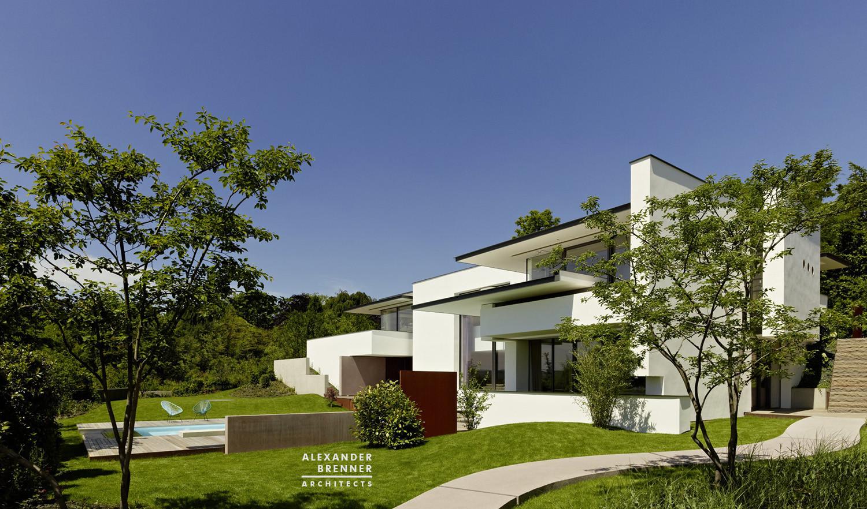 Vista House / Alexander Brenner Architects, © Zooey Braun