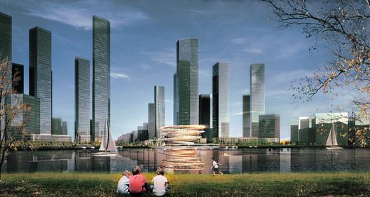 Courtesy of KSP Jürgen Engel Architekten