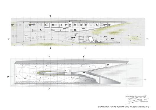 Plans. Image © Bence Pap   Mario Gasser