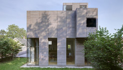 Fairview Townhouse / Bucchieri Architects