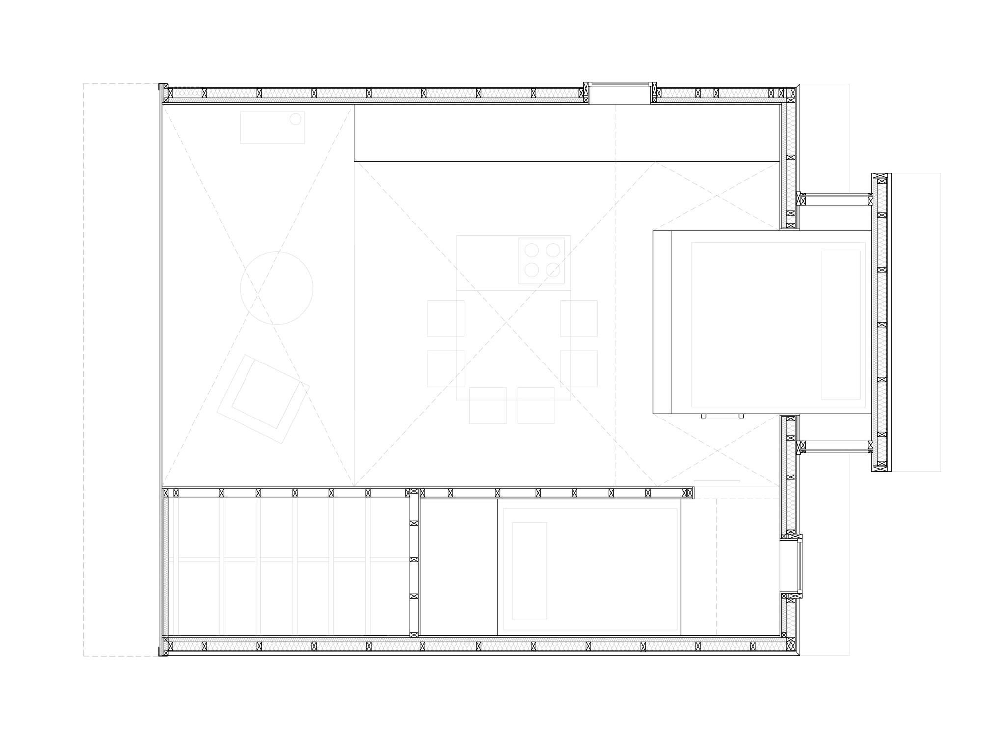 Gallery Of Winter Cabin In Malalcahuello Mc2 Arquitectos