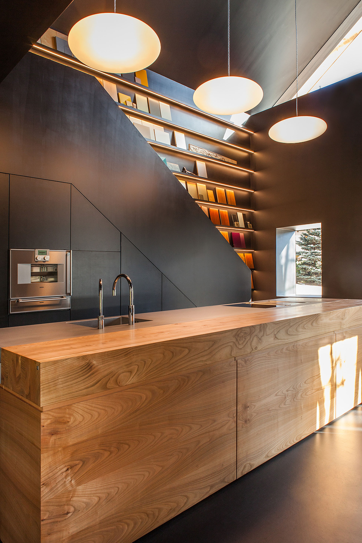 Gallery of atelier kitchen haidacher / lukas mayr architekt   11