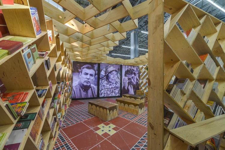 Stand Colectivo Chihuahua  / Santos Arquitectura , © Memo Flores
