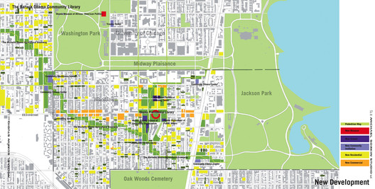 Proposed Development Strategy. Image Courtesy of Michael Sorkin Studio