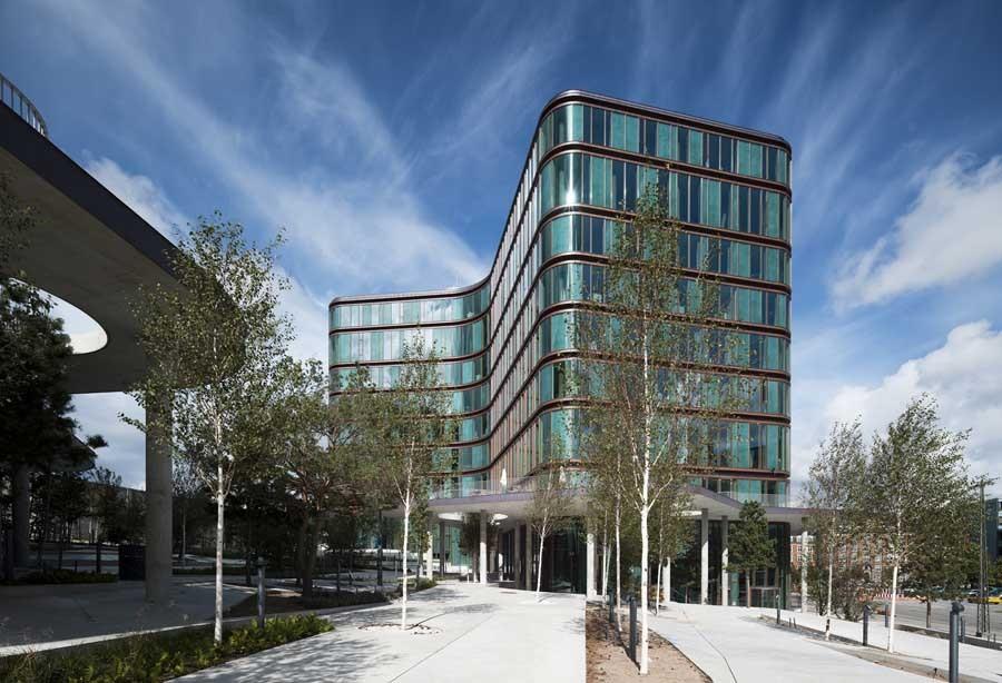 Galeria de projeto urbano city dune a pra a privada 10 for Pension kopenhagen