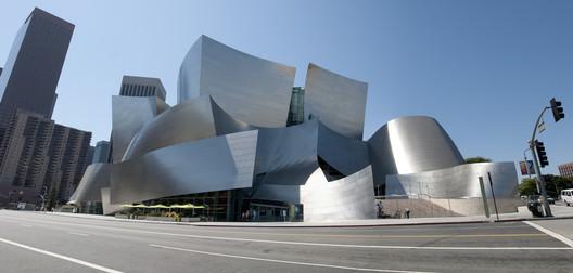 Walt Disney Concert Hall. Image © Philipp Rümmele