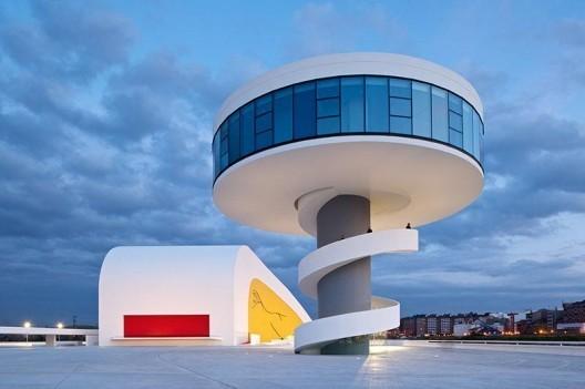 Niemeyer Center, Spain. Image © Iñigo Bujedo-Aguirre