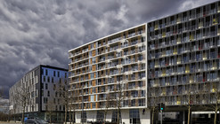 ØSS 5 – Ørestad Housing / Mangor & Nagel A/S